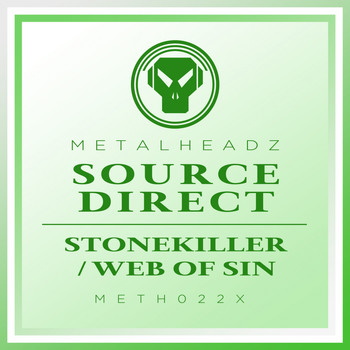 Source Direct - Stonekiller / Web of Sin (2017 Remaster)