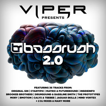 Various Artists - Bassrush 2.0 (Viper Presents) (Explicit)