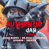 Various Artists - Authentic Jab Riddim