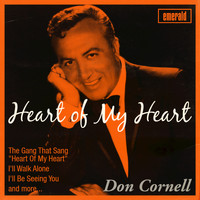 Don Cornell - Heart of My Heart
