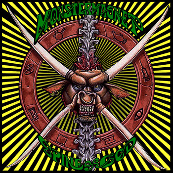 Monster Magnet - Spine of God