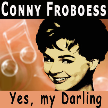 Conny Froboess - Yes, my Darling