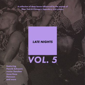 Various Artists - Late Nights, Vol. 5