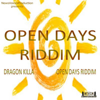 Dragon Killa - Open Days Riddim