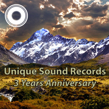 Various Artists - Unique Sound Records: 3 Years Anniversary