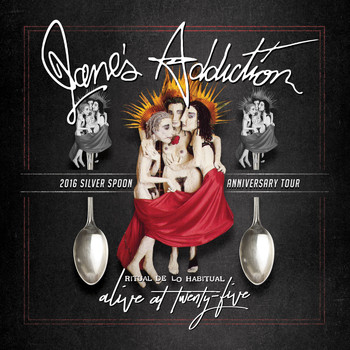 Jane's Addiction - Alive at Twenty-Five - Ritual De Lo Habitual Live (Explicit)