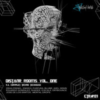 Various Artists. - Distant Rooms V.A Compilet Techno TechHouse