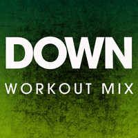 Power Music Workout - Down - Single
