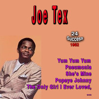 JOE TEX - Joe Tex (24 Success) (1962)