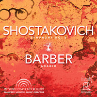 Pittsburgh Symphony Orchestra / Manfred Honeck - Shostakovich: Symphony No. 5, Op. 47 - Barber: Adagio for Strings, Op. 11 (Live)