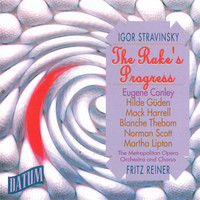 Fritz Reiner - Stravinsky: The Rake's Progress