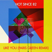 Hot Since 82 - Like You (Paris Green Remix)