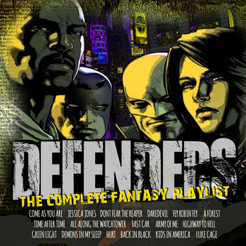 Various Artists - Defenders - The Complete Fantasy Playlist