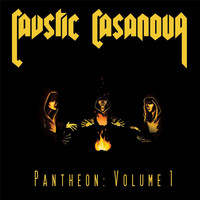 Caustic Casanova - Pantheon: Vol. 1