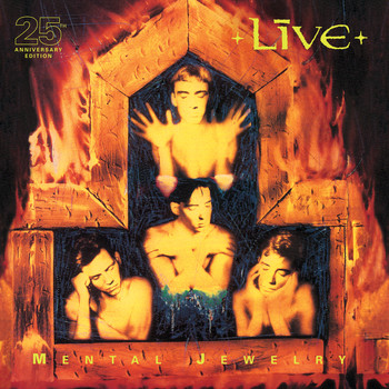 Live - Mental Jewelry (25th Anniversary Edition)