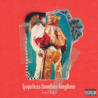 Halsey - hopeless fountain kingdom (Deluxe [Explicit])