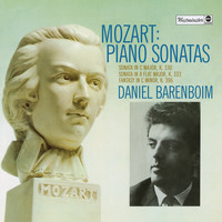 Daniel Barenboim - Mozart: Fantasie In C Minor, K.396; Piano Sonata No.10 In C Major, K.330; Piano Sonata No.13 In B Flat, K.333