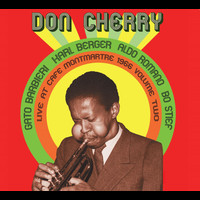 Don Cherry - Live at Cafe Montmartre 1966, Vol. 2