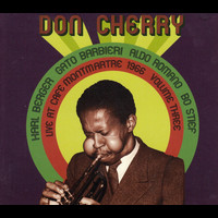 Don Cherry - Live At Café Montmartre, Vol. 3
