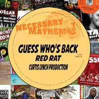 Red Rat - Guess Who's Back - Single aug 18