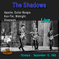 The Shadows - Live: Olympia September 15, 1962