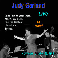 Judy Garland - Live: Olympia October 28, 1960