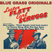 Flatt & Scruggs - Blue Grass Originals