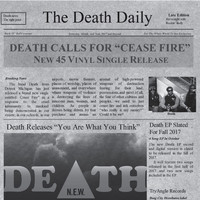 DEATH - Cease Fire