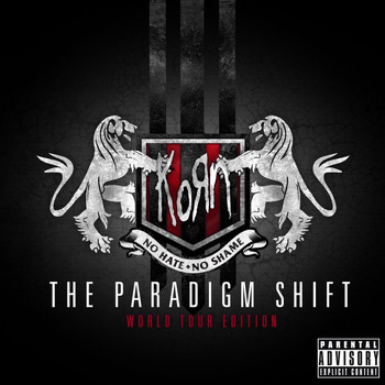 Korn - The Paradigm Shift (World Tour Edition)