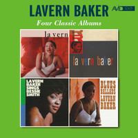 LaVern Baker - Four Classic Albums (Lavern / Lavern Baker / Sings Bessie Smith / Blues Ballads) [Remastered]