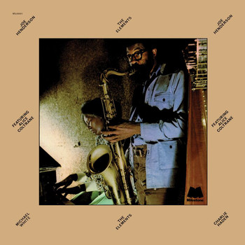 Joe Henderson - The Elements