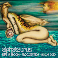 Alphataurus - Live in Bloom