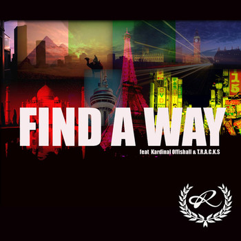 Kardinal Offishall - Find a Way (feat. Kardinal Offishall & T.R.A.C.K.S)