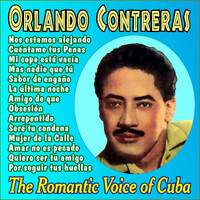 Orlando Contreras - The Romantic Voice of Cuba - Vol.2