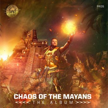 Various Artists - Chaos Of The Mayans (Explicit)