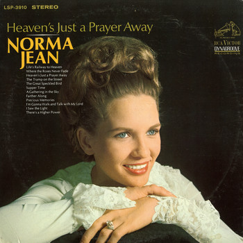Norma Jean - Heaven's Just a Prayer Away