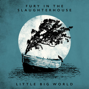 Fury In The Slaughterhouse - Little Big World - Live & Acoustic