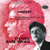Daniel Barenboim - Mozart: Fantasia In C Minor, K.475; Piano Sonata No.14 In C Minor, K.457; Piano Sonata No.8 In A Minor, K.310; Piano Sonata No.16 In B Flat, K.570