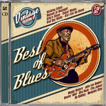 Various Artists - Best Of Blues: Vintage Collection