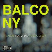 Cassie - Balcony (Explicit)