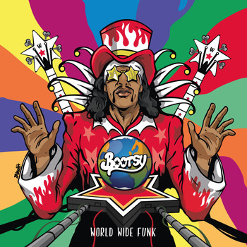 Bootsy Collins - Worth My While (feat. Kali Uchis)