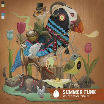 Various Artists - Summer Funk EP