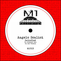 Angelo Scalici - Satisfied EP