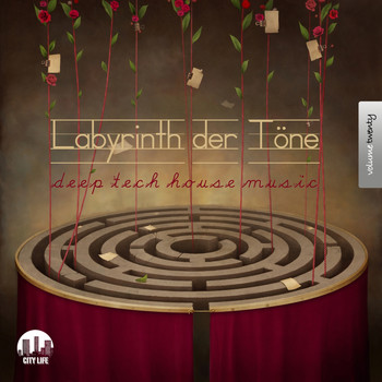 Various Artists - Labyrinth der Töne, Vol. 20 - Deep & Tech-House Music