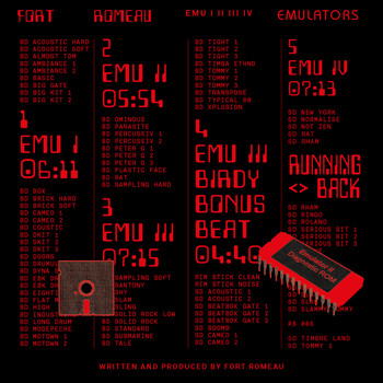 Fort Romeau - Emulators