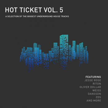 Various Artists - Hot Ticket, Vol. 5