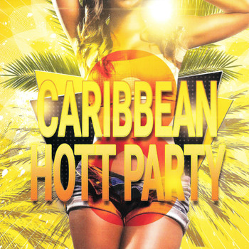 Various Artists - Caribbean Hott Party, Vol. 8