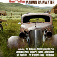 Marvin Rainwater - Moanin' the Blues: 20 Diamonds Mined from the Past