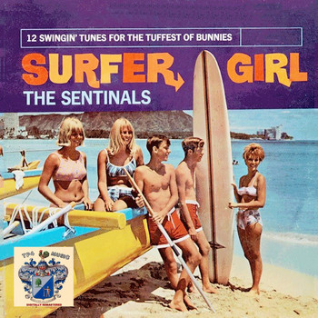 The Sentinals - Surfer Girl