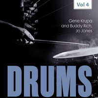 Gene Krupa & Buddy Rich - Drums, Vol. 4